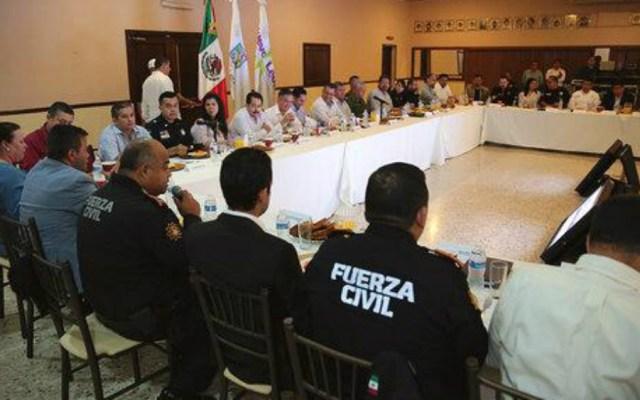 Seguirán operativos conjuntos en Coahuila, Tamaulipas y Nuevo León