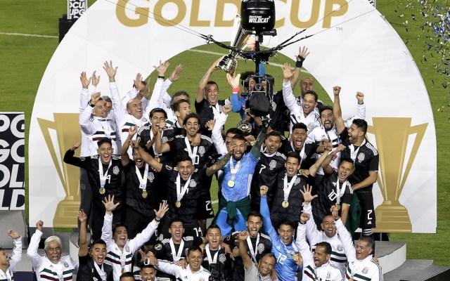 México, campeón de la Copa Oro 2019 - Foto de Mexsport.
