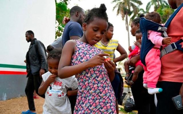 Migración de menores en México ha incrementado 132 por ciento: INM - migración