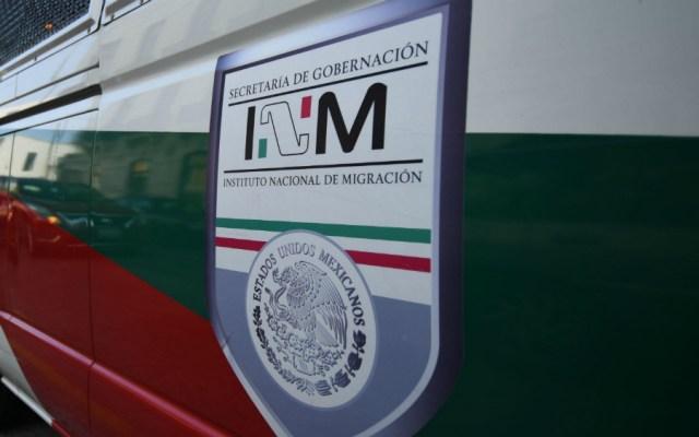 Frenan caravana migrante que salió de Tapachula - INM