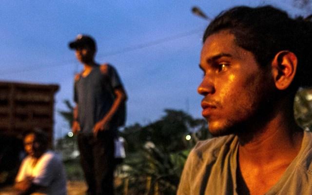 Tamaulipas no será entidad receptora de migrantes - Migrantes en espera de La Bestia para llegar a EE.UU.. Foto de Notimex