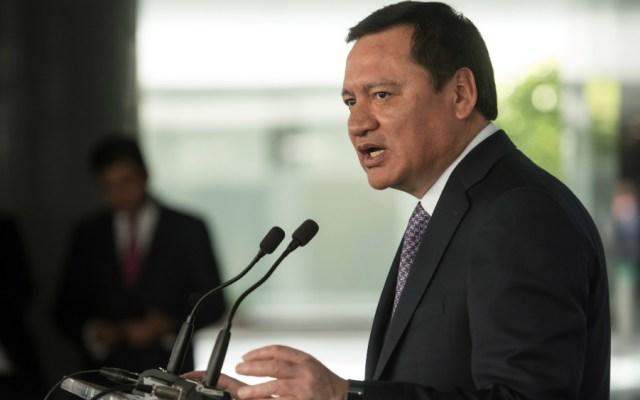 """""""No tenía mayor relación con Emilio Lozoya"""", asegura Osorio Chong - Miguel Angel Osorio Chong"""