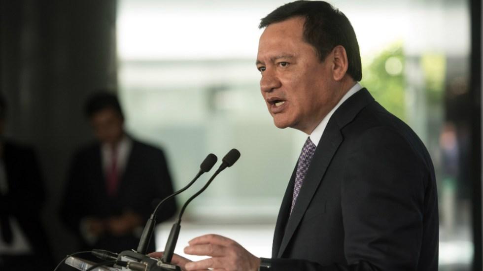 Niega UIF investigación contra Miguel Ángel Osorio Chong - Miguel Angel Osorio Chong