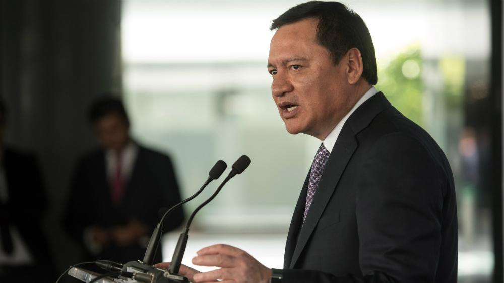 Osorio Chong niega haber comprado o utilizado software Pegasus