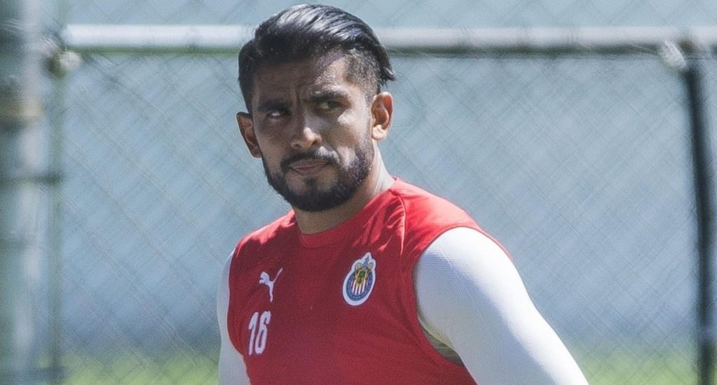 Aficionado que encaró a Ponce participó en riña de anoche en el Estadio Caliente - Miguel Ponce Chivas San Luis