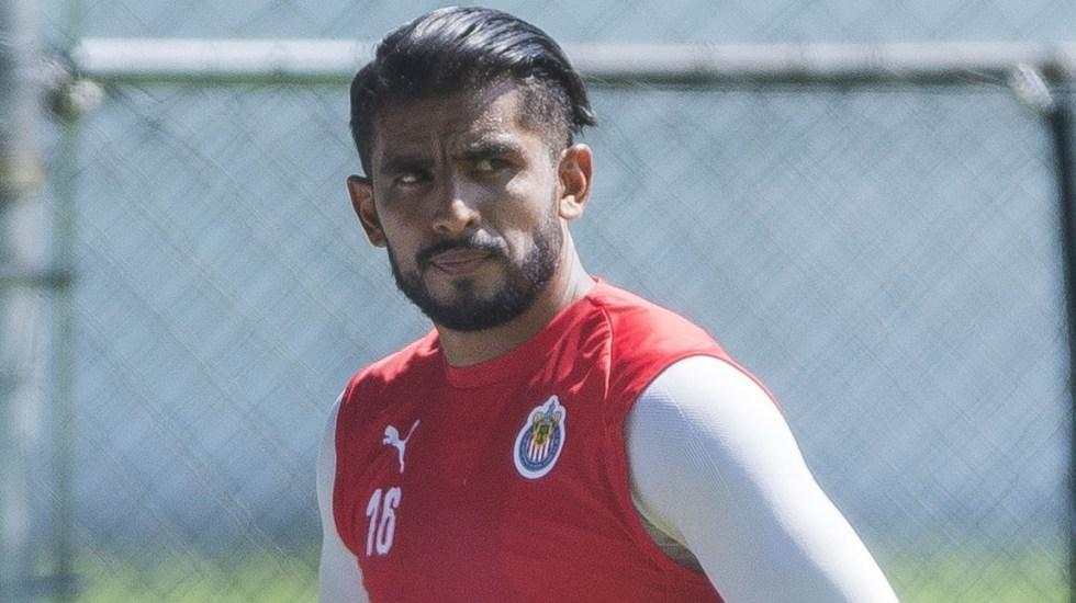 Miguel Ponce se quedará en Chivas tras caída de negociación con San Luis - Miguel Ponce Chivas San Luis