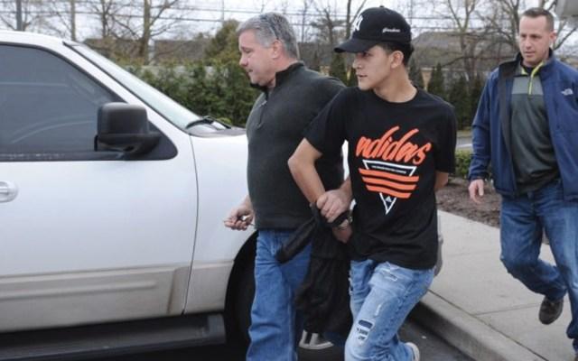 Líder de la pandilla MS-13 se declara culpable ante Corte en Nueva York - Foto de Newsday