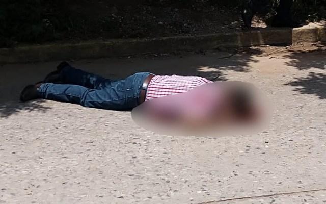 Asesinan a abogado frente a juzgados en Matías Romero, Oaxaca - Oaxaca Matías Romero asesinato