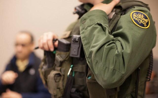 Detienen en frontera sur de EE.UU. a grupo de 168 migrantes - Migrantes Patrulla Fronteriza CBP Estados Unidos