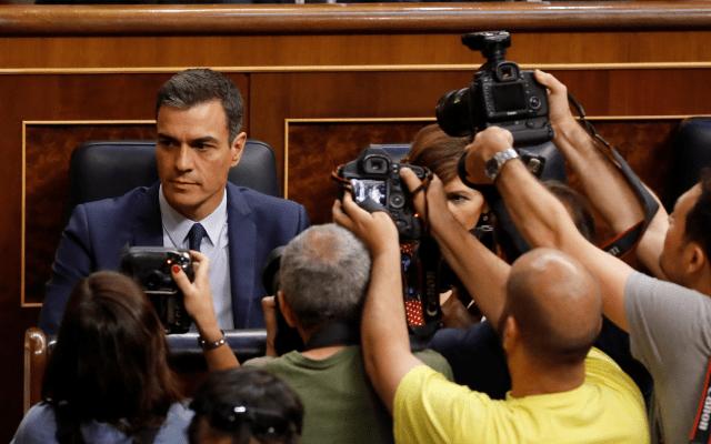 Pedro Sánchez fracasa en segunda votación para ser presidente del Gobierno - Foto de EFE