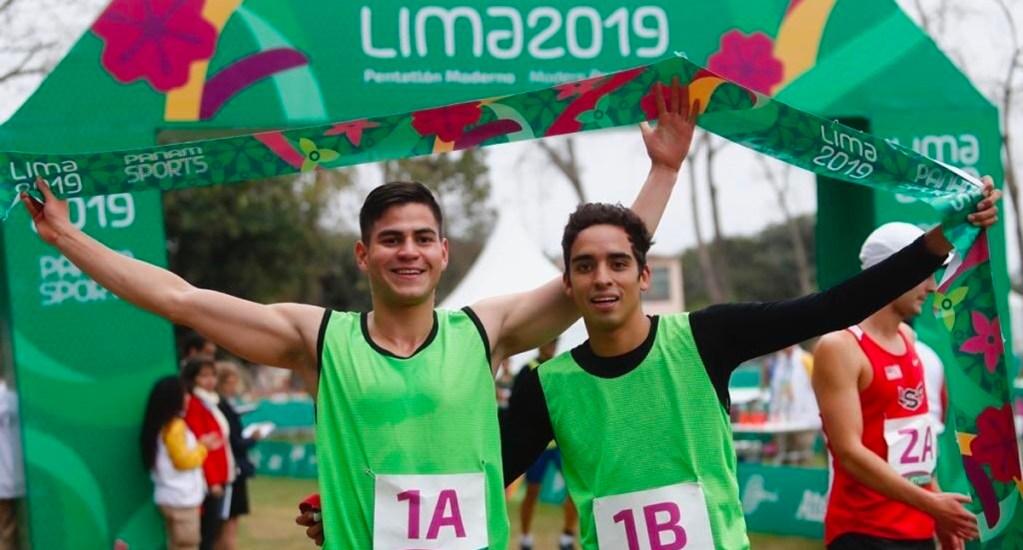 México gana oro en pentatlón moderno en Panamericanos Lima 2019 - pentatlón moderno