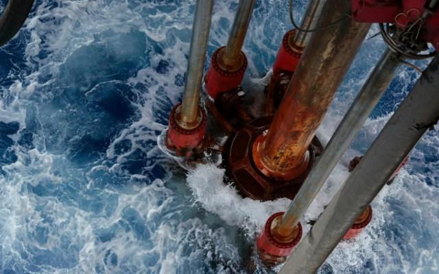 CNH aprueba planes de Exploración de Pemex - Perforación en aguas profundas. Foto de Pemex
