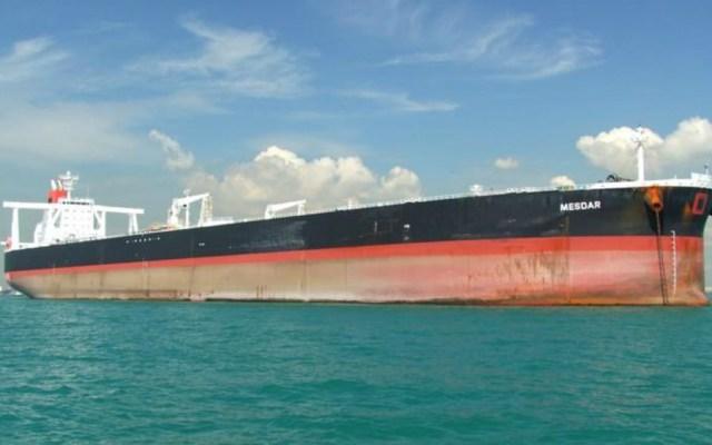 Petrolero con bandera liberiana restablece contacto y prosigue el viaje en estrecho de Ormuz - Foto de Telegraph