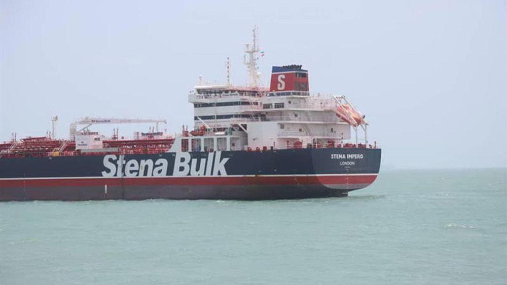 UE urge a Irán liberar petrolero británico retenido. Noticias en tiempo real
