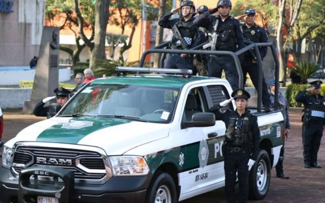Autoridades temen que otro grupo tome control del Cártel de Tláhuac - Elementos de la SSC