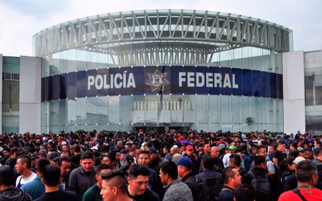 Policía Federal debe evolucionar para enfrentar al crimen: Durazo - policia federal