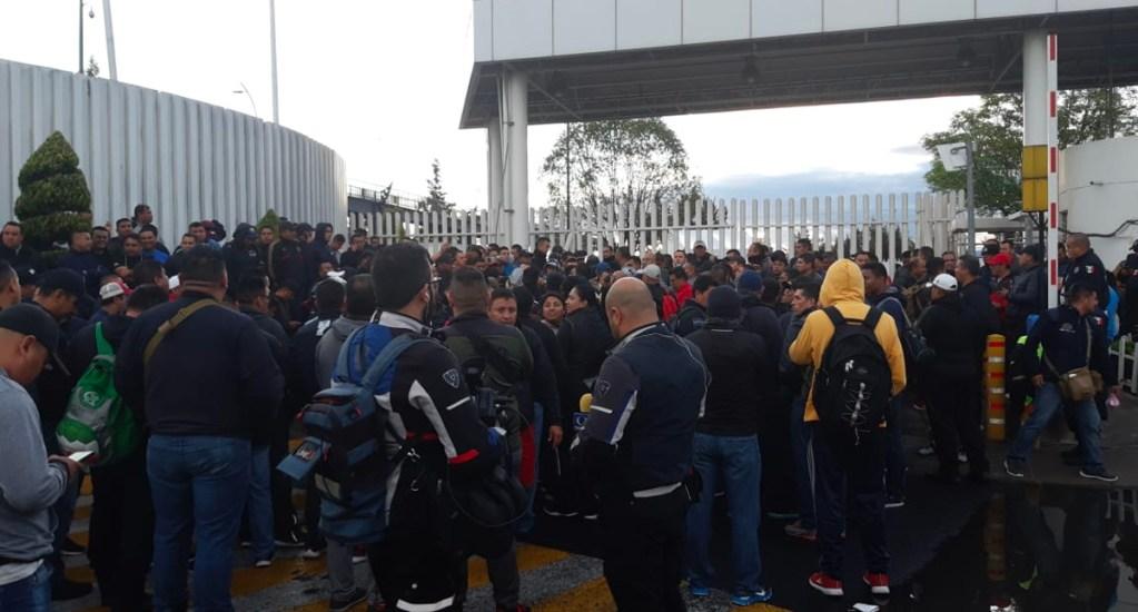 Puntos más importantes del pliego petitorio de policías federales - cancelan manifestación de la policía federal en el aicm