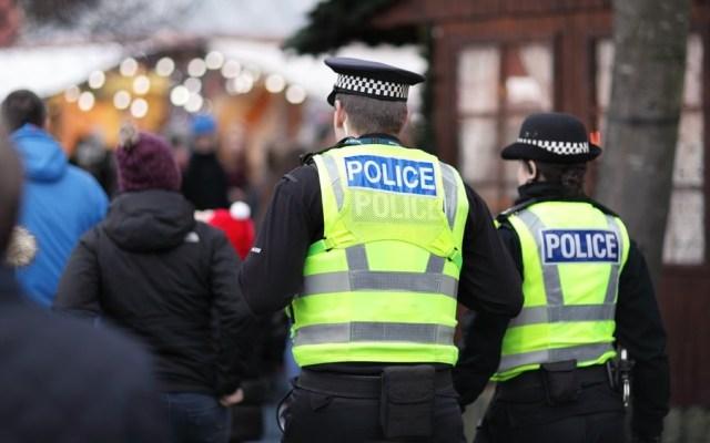 Boris Johnson reclutará a 20 mil nuevos policías - Policías de Inglaterra y Gales. Foto de @PFEW_HQ