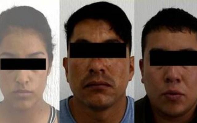 López Obrador confirma detención de policías militares por secuestro - Policías militares detenidos por secuestro. Foto de FGJEM