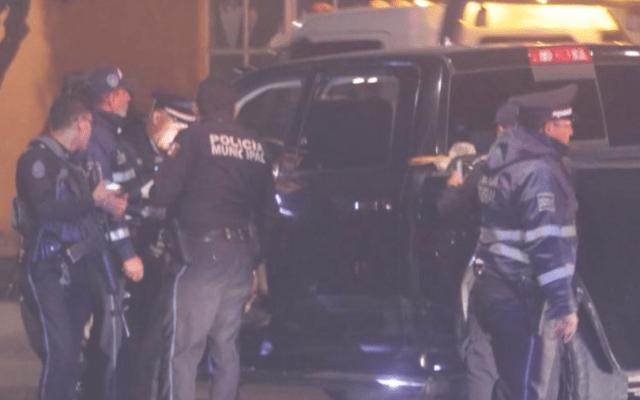 Ataque contra agentes municipales de Puebla deja al menos un muerto - Foto de Diario Cambio