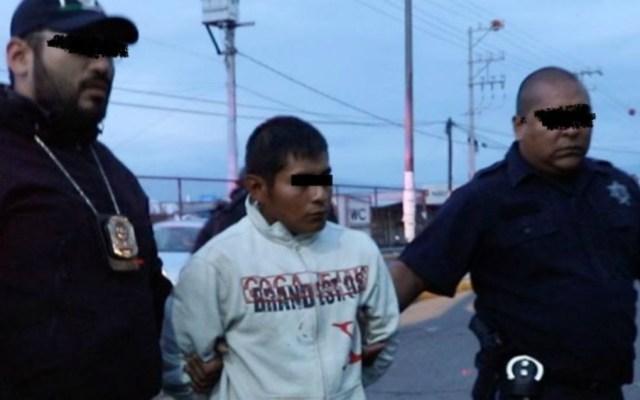 Detienen en Estado de México a presunto violador serial de menores - Foto de @FiscalEdomex