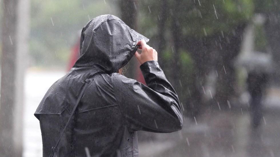 Prevén lluvias en el norte, occidente y noreste de México - Foto de Notimex