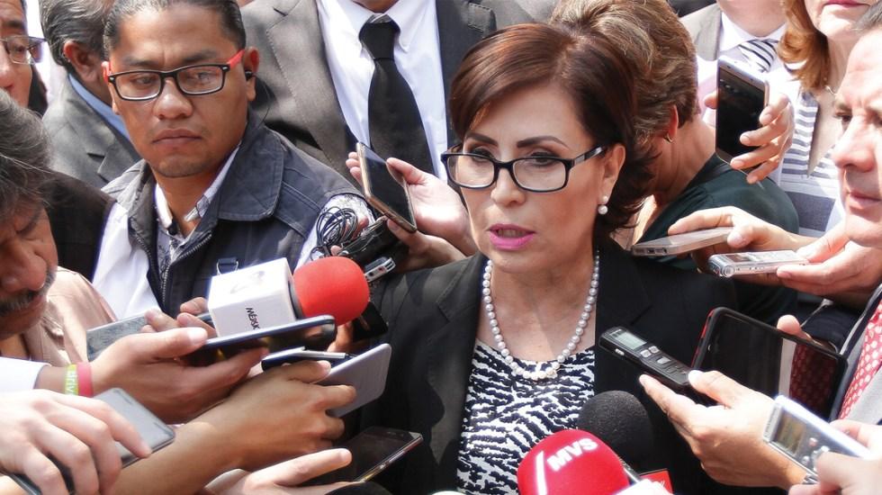 Defensa de Rosario Robles aplaude cambio de juez Delgadillo Padierna del caso - Foto de Notimex