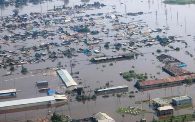 Inundaciones en Rusia dejan 25 muertos y miles de evacuados - inundaciones rusia