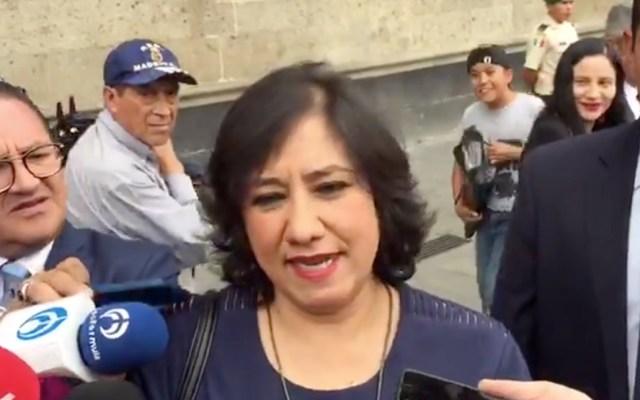 López Obrador nos pidió apretar más en la austeridad: titular de la SFP - sandoval