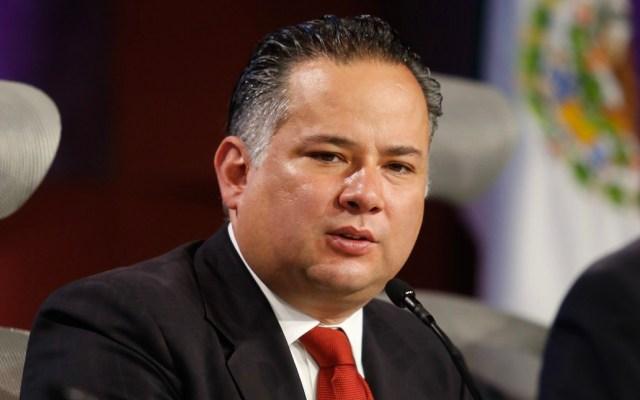 López Obrador anuncia conferencia de UIF para informar sobre casos relevantes - Santiago Nieto, titular de la UIF de Hacienda. Foto de Notimex