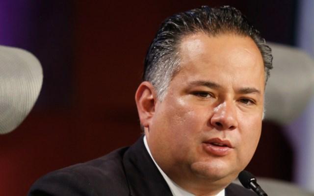 SHCP trabaja con EE.UU. por posibles cuentas vinculadas al 'Chapo' - Santiago Nieto