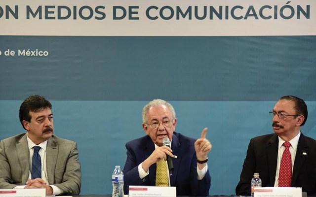 Trabajamos en acciones que requiera el sector: Jiménez Espriú - Foto de SCT