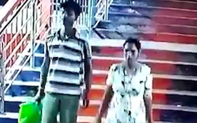 #Video Pareja secuestra a niña mientras dormía junto a sus padres - secuestradores