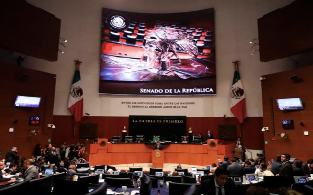 Senado clausura periodo extraordinario sin discutir revocación de mandato - senado revocación de mandato