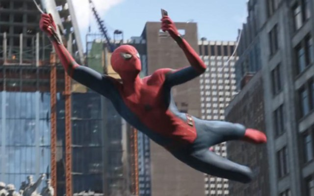 """Spider-Man: Far From Home"" se mantiene en la cima de la taquilla - spider-man far from home taquilla"