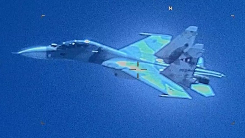 Comando Sur denuncia que Sukhoi venezolano acosó una aeronave de Estados Unidos - Estados Unidos Venezuela