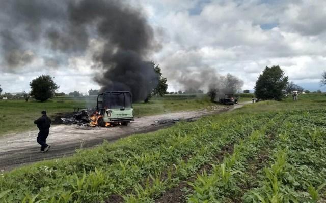Continúa la tensión en Tepeaca tras agresión a personal de Pemex - Tepeaca Puebla