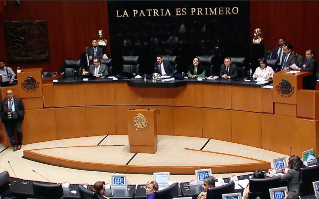 Oposición en el Senado propone que una mujer presida la Mesa Directiva - Senado