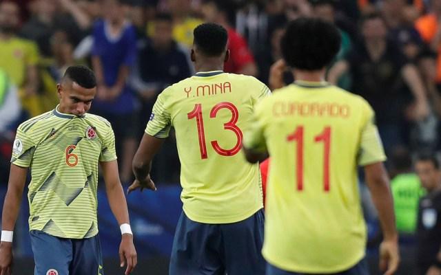 William Tesillo recibe mensajes de odio tras fallar penalti contra Chile - Foto de EFE