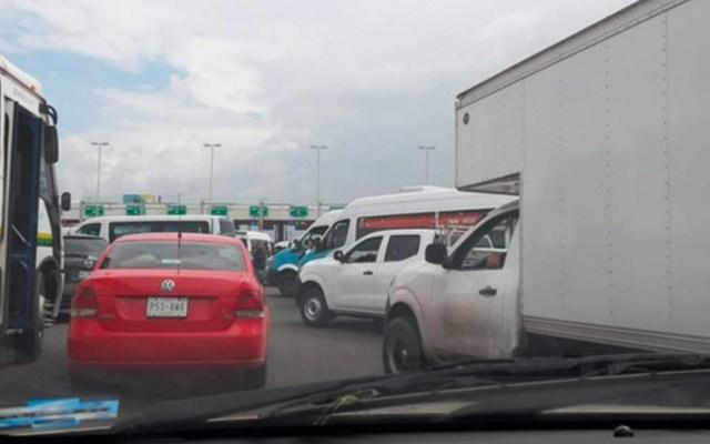 Transportistas de Zumpango anuncian bloqueos para el lunes - transportistas
