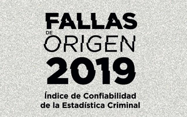 México Evalúa presenta: Fallas de Origen 2019