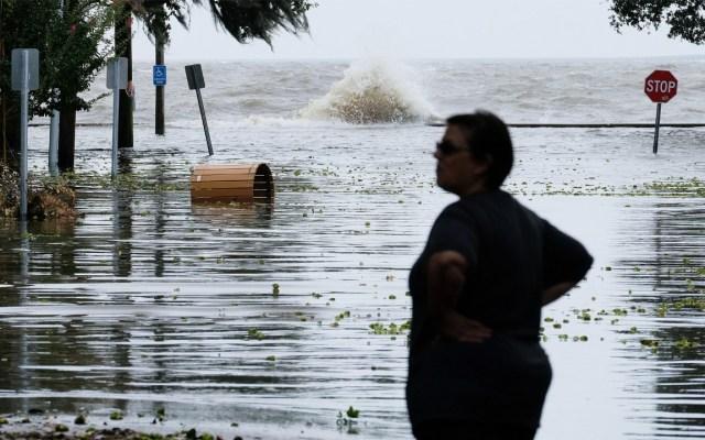 Barry se convierte en huracán - Foto de EFE