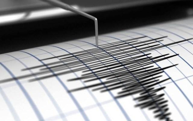 Sismo de magnitud 5.0 en Oaxaca - sismo