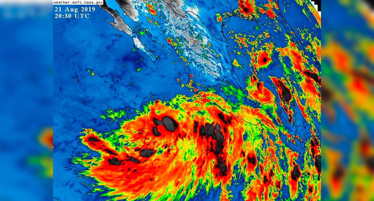 Se forma tormenta tropical Chantal en el Atlántico