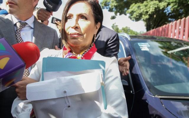 EPN sí estuvo enterado de irregularidades detectadas por la ASF, señala Rosario Robles - Rosario Robles envía carta a Gertz Manero; denuncia irregularidades