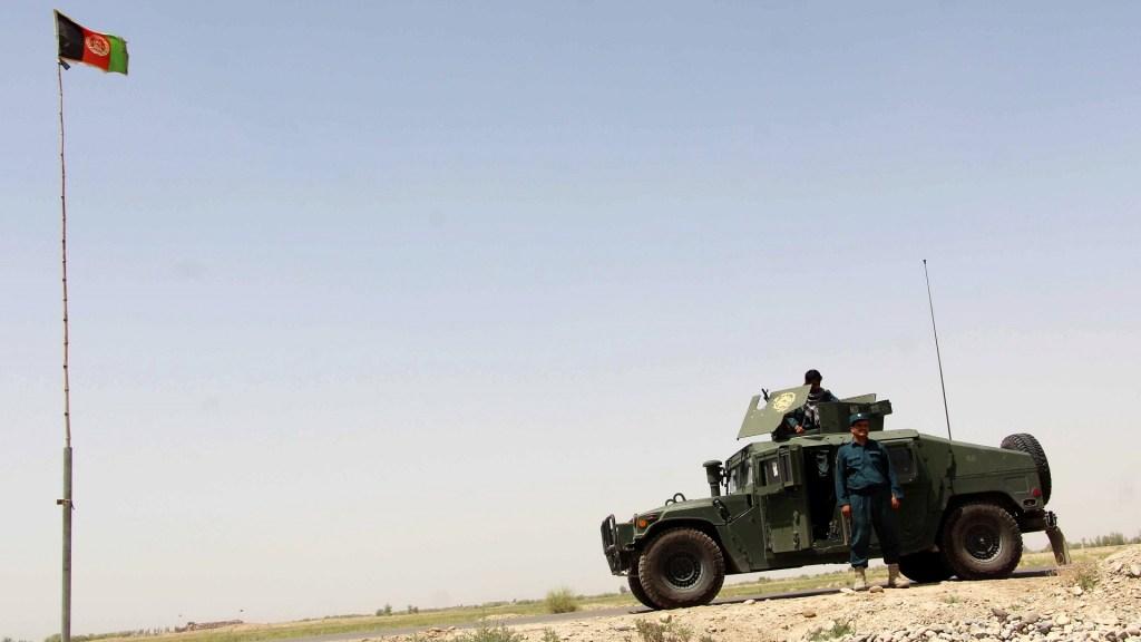 Afganistán. Foto de EFE