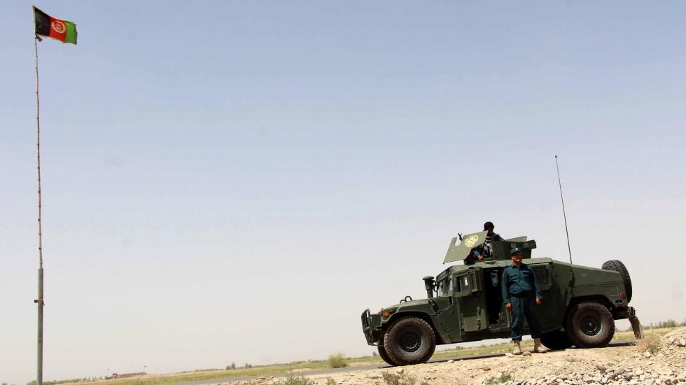 Estados Unidos prevé que gobierno afgano caiga en unos meses - Afganistán. Foto de EFE