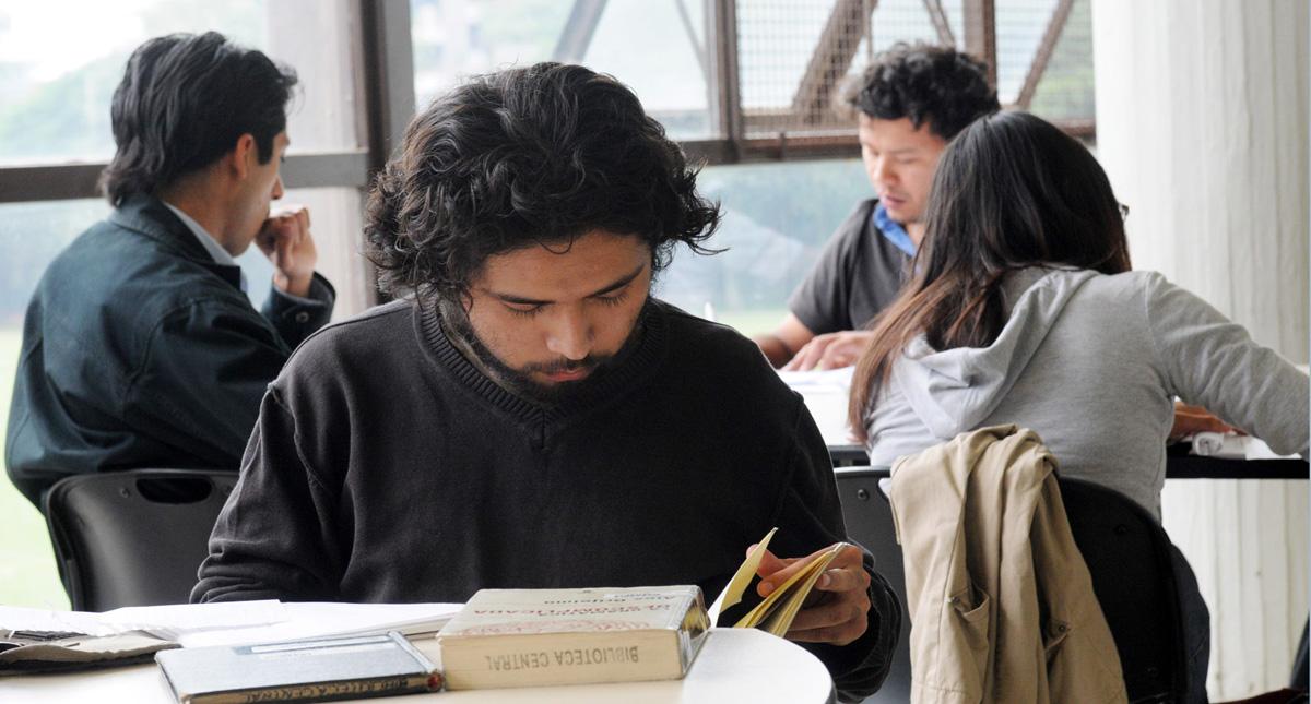 Alumnos. Foto de UNAM