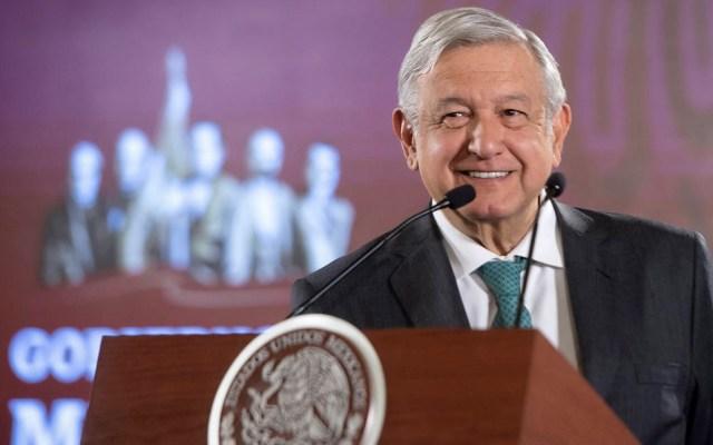 No tengo intención de reelegirme: López Obrador - AMLO Andrés Manuel López Obrador conferencia 28 08 2019 Morena