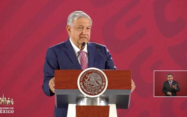 No me preocupa tanto la economía: López Obrador - amlo confe economía